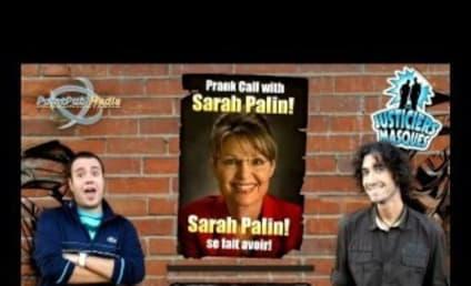 Sarah Palin Gets Prank Called