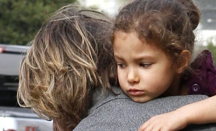 Gabriel Aubry: Dissed by Frightened Daughter