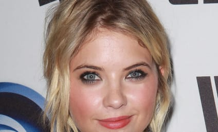 Ashley Benson and James Franco: New Couple Alert?
