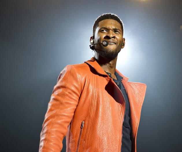 Usher in England
