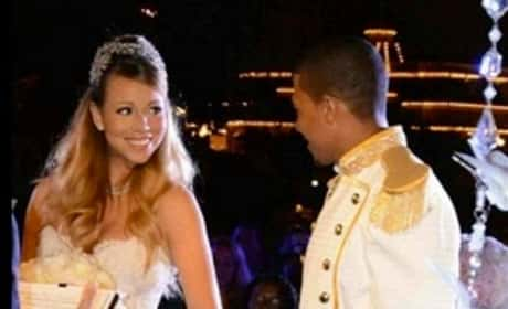 Mariah Carey and Nick Cannon Renew Vows
