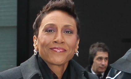 """Robin Roberts Feels Like """"Walking Miracle,"""" Gives Thanks for Amber Laign"""