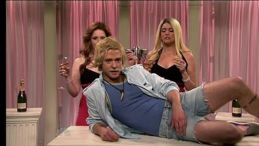 Justin Timberlake on SNL
