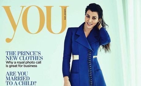 Kourtney Kardashian You Cover