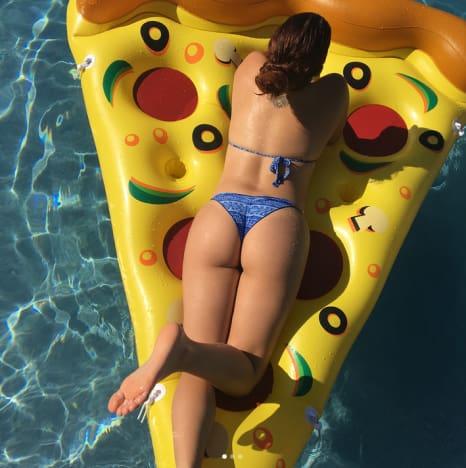 Ariel Winter's Pizza Butt