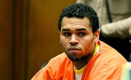 Chris Brown: Out of Jail!