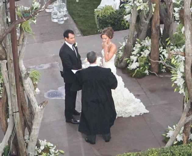 Malaney-Mesnick Wedding