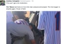 Tim Tebow Saves Fan with Prayer, Adds to Legend