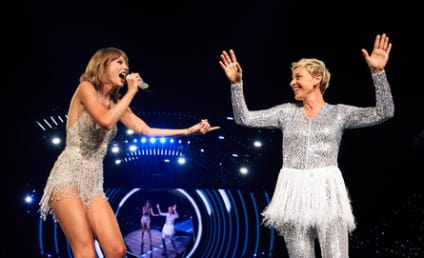 Look Who Wore a Tutu on Stage with Taylor Swift!