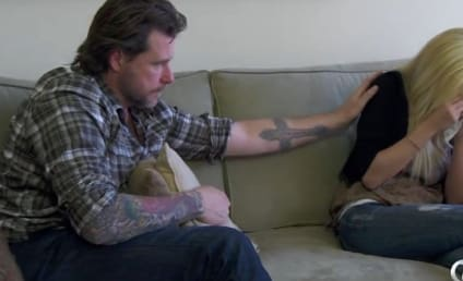 Dean McDermott Tattoo Revealed By Tori Spelling: He Has What? Where?!