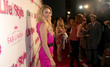 Brandi Glanville: Lesbian Relationship While Filming New Cooking Show!