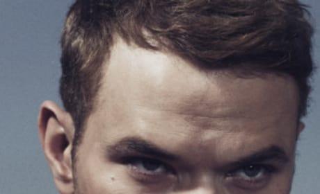 Kellan Lutz Close Up