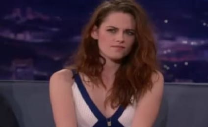 Kristen Stewart on Smoking: I Just Wanted Something in My Mouth!