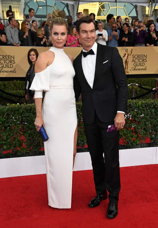 Rebecca romijn and jerry oconnell