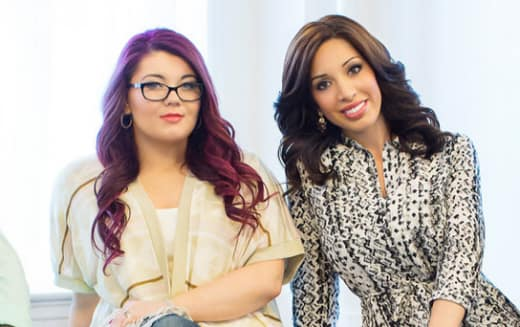 Farrah Abraham: See Her Father Tear Amber Portwood APART!