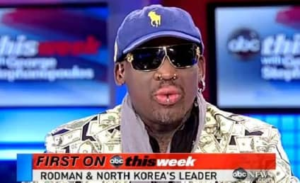 Dennis Rodman to Barack Obama: Call Kim Jong Un!