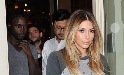 Kim Kardashian: So Thankful for Nori, Kanye West!