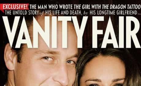 Royal Vanity Fair Cover
