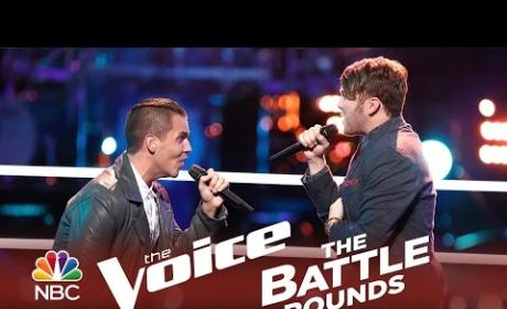 Griffin vs. Luke Wade (The Voice Battle Round)