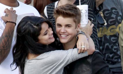 Justin Bieber and Selena Gomez Do Breakfast, Church... Each Other?