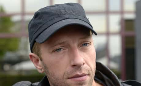 Chris Martin Close-Up