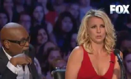 Extended X Factor Promo: Loving Britney, Dissing Demi