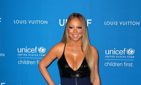 Mariah Carey: 6th Biennial UNICEF Ball