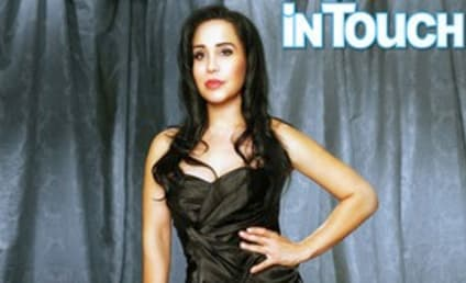 Octomom Poses Like Angelina Jolie For Some Reason