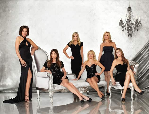 The Real Housewives of NY Season 5 Cast