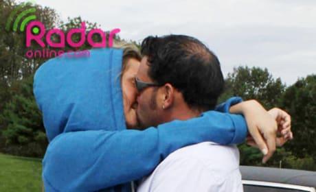 Hailey Kissing Jon