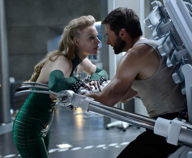 Viper and The Wolverine