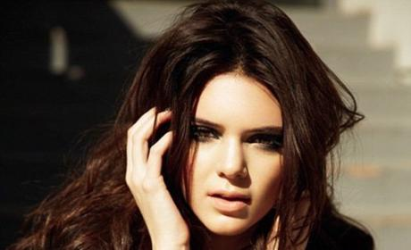 Up Close with Kendall Jenner