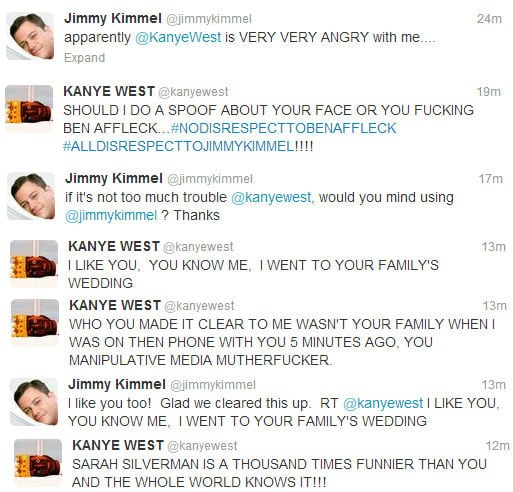 15 of the Craziest Celebrity Twitter Feuds EVER - Page 2 ...