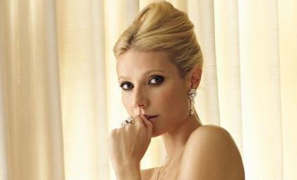 Gwyneth Paltrow: Topless for Vanity Fair!