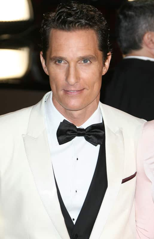Matthew McConaughey - $19 million