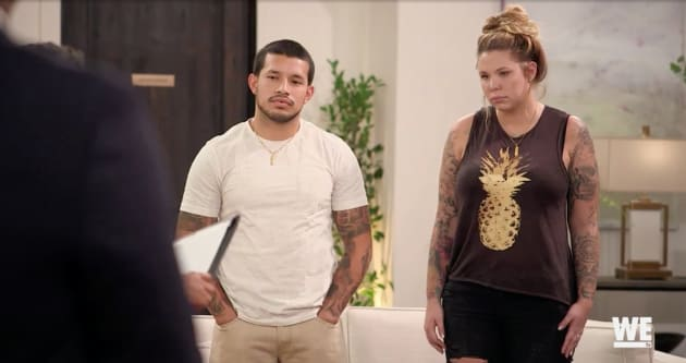 Kail & Javi on Marriage Boot Camp