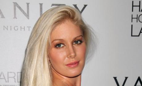 What's Heidi Montag's best hairstyle?