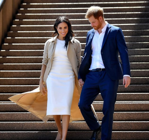 Meghan Markle & Prince Harry: Are They Hoping For A Boy Or