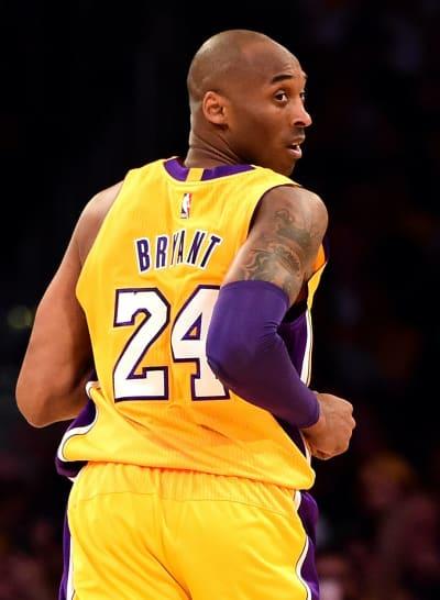 Kobe Bryant, RIP