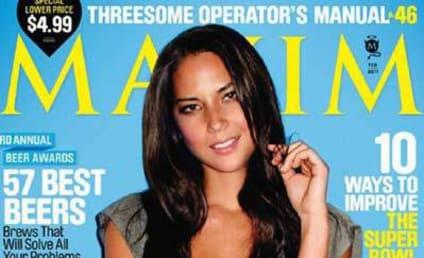 Olivia Munn Maxim Cover Labeled Disgusting, Pornographic