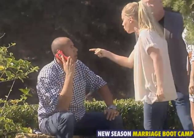 Marriage Boot Camp: Reality Stars - WE tv