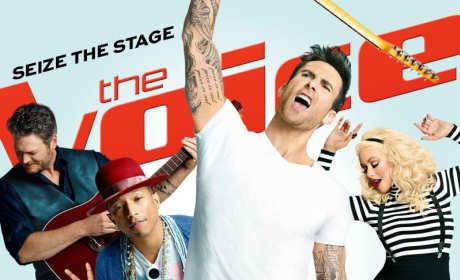 Voice Season Eight Poster