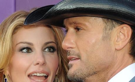 Faith Hill, Tim McGraw Divorce Rumors Denied