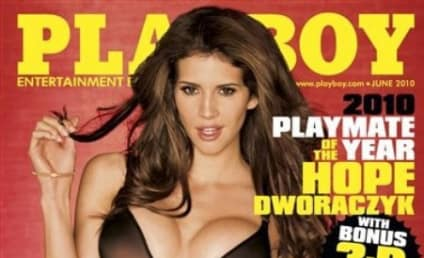 Hope Dworaczyk in 3D: Available in Playboy!