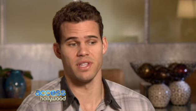Kris Humphries on Access Hollywood