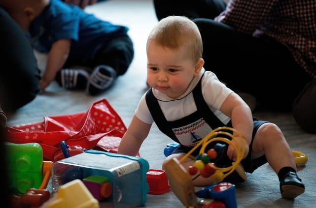 Royal Baby Fun