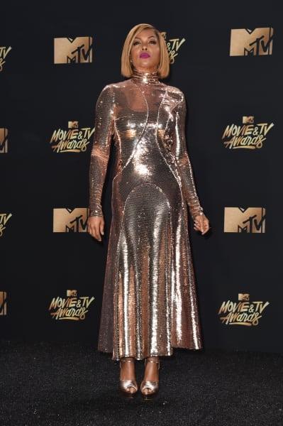 Taraji P. Henson at 2017 MTV Awards