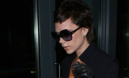 Victoria Beckham Has Words For Cheating Stray-Rod