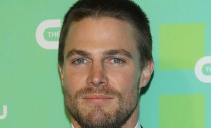 Stephen Amell: Out of Fifty Shades of Grey Movie After Reading Book?