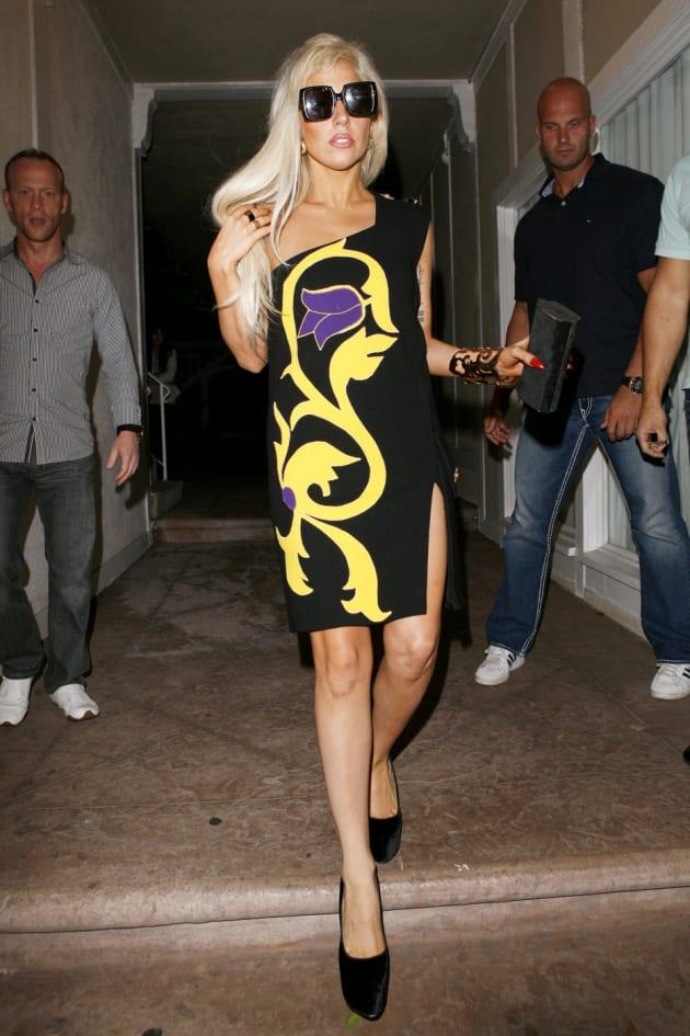 Normal Lady Gaga Fashion!